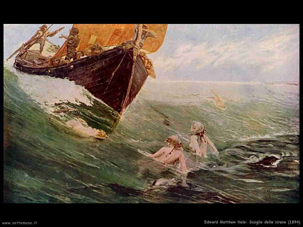 edward_matthew_hale scoglio_delle_sirene 1894