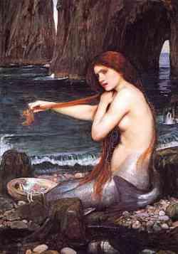 La Sirena di Waterhouse