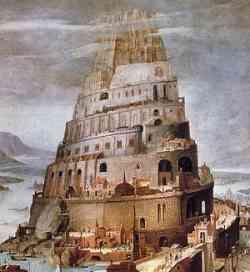 Storia della Torre di Babele