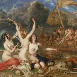Ulisse incontra le sirene