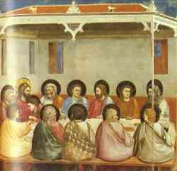 Storia dell'Ultima Cena di Giotto