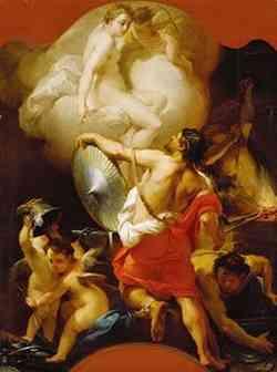 Storia di Vulcano (Hefesto)