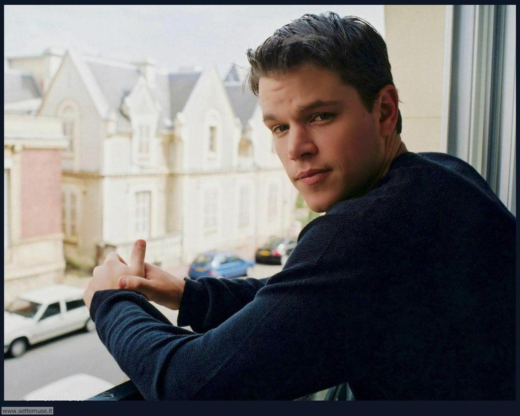 MATT DAMON BIOGRAFIA F... Matt Damon