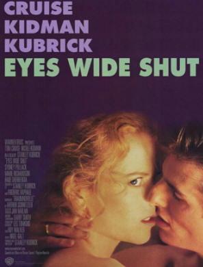 "Tom Cruise, Nicole Kidman in ""Eyes Wide Shut"""