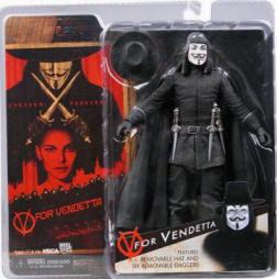 V per Vendetta DVD