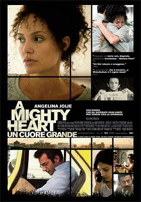 A mighty heart - Locandina