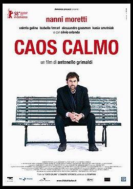 Alessandro Gassman in Caos calmo