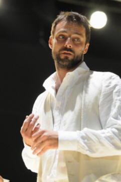 Alessandro Preziosi in teatro