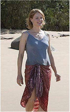 Jodie Foster, in Alla ricerca dell'isola di Nim