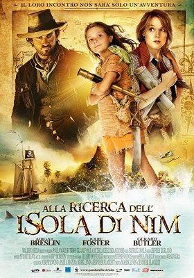 Film Alla ricerca dell isola di Nim commento e recensione