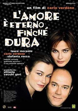 L'amore è eterno finchè dura, film con Laura Morante