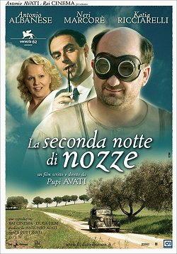 Antonio Albanese protagonista di La seconda notte di nozze