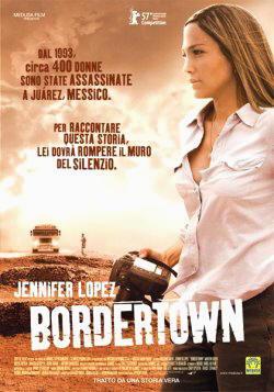 Antonio Banderas protagonista del film Bordertown