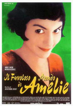 Audrey Tautou nel Favoloso mondo di Amelie
