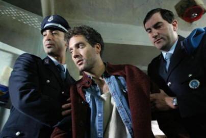 Beppe Fiorello in L'Uomo Sbagliato