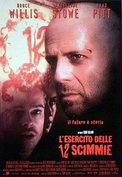 Bruce Willis nel film L'esercito delle scimmie