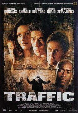 Catherine Zeta Jones nel film Traffic