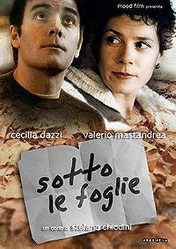 Cecilia Dazzi nel film Sotto le foglie