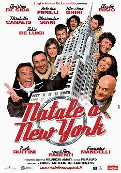Natale a New York con Christian De Sica