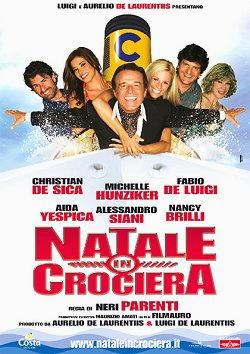 Cinema panettone, Christian De Sica, Natale in crociera
