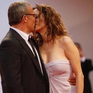 Claudio Amendola e Francesca Neri