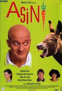 Claudio Bisio nel film Asini