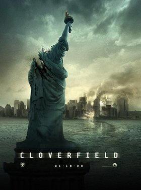 Cloverfield - Locandina