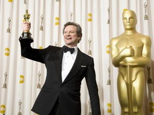 Colin Firth: Oscar
