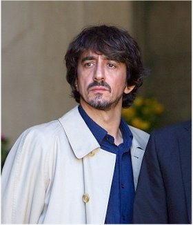 Sergio Rubini nel film Colpo d'occhio