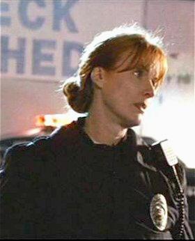 """Kathleen York  nel film  """"Crash-Contatto fisico"""""""