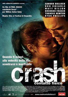 """Locandina del film """"Crash-Contatto fisico"""""""