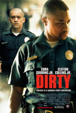 Cuba Gooding Jr nel film Dirty