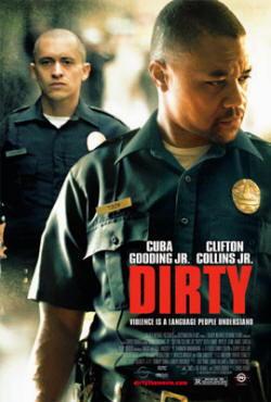 Cuba Gooding Jr nel film Dirty