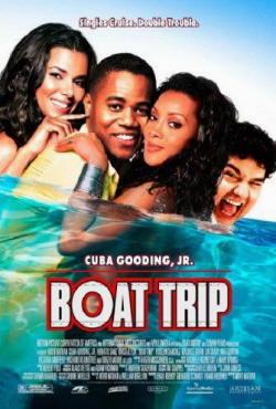 Cuba Gooding Jr in Boat Trip
