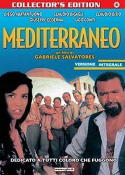 Diego Abatantuono nel film Mediterraneo