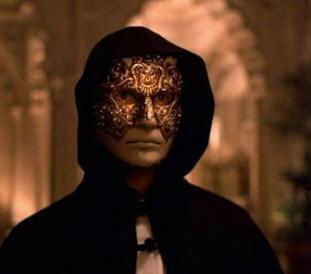 "Tom Cruise in ""Eyes Wide Shut"""