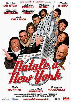 Fabio De Luigi in Natale a New York