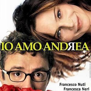Francesco Nuti locandina del film Io amo Andrea