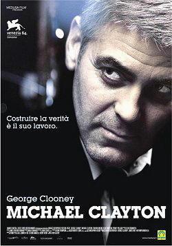 George Clooney nel film Michael Clayton