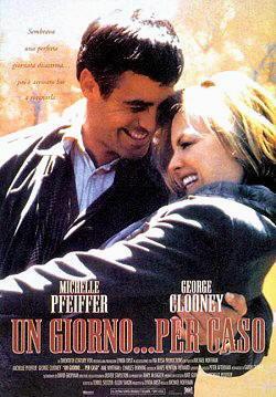 George Clooney interprete di Un giorno per caso