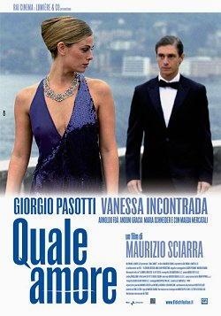 Giorgio Pasotti nel film Quale amore