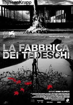 Giuseppe Zeno nel film La fabbrica dei tedeschi