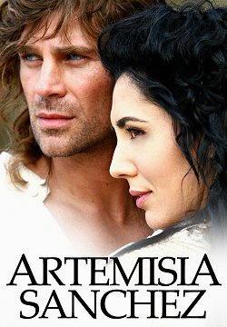 Artemisia Sanchez con Giuseppe Zeno