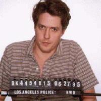 Hugh Grant arrestato