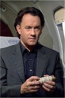 Tom Hanks nel film  Il codice Da Vinci