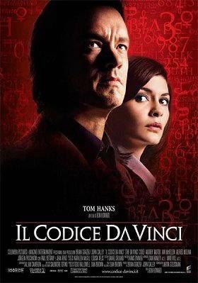 Il codice Da Vinci - Locandina