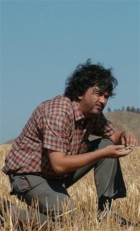 Pascal Zullino  nel film Il Rabdomante