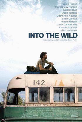 """Into the wild"" locandina"