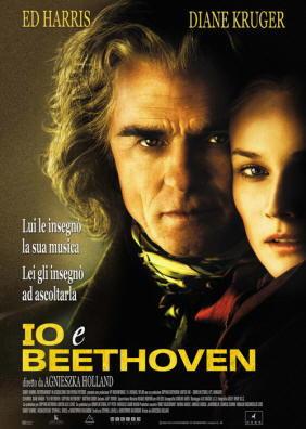 """Locandina del film """"Io e Beethoven"""""""