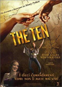 Jessica Alba nel film The ten